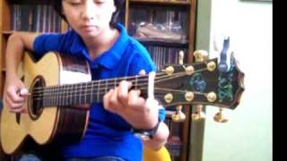 (Westlife) My_Love - Sungha Jung (Arranged & Played)