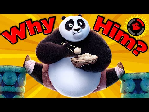 Film Theory Kung Fu Panda The REAL Reason Pois the Chosen One
