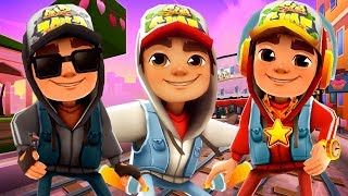 SUBWAY SURFERS - PARIS 2018 ✔ JAKE+STAR OUTFIT+DARK OUTFIT AND 155 MYSTERY BOXES