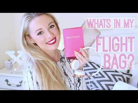 What s In My Carry On & Travel Essentials Fashion Mumblr