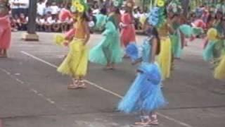 hawaiian dancers limay elementary school
