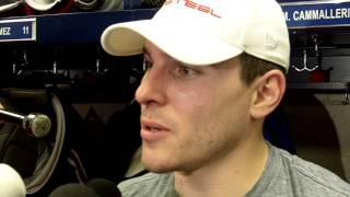 Habs' Mike Cammalleri on fight, penalty shot, win