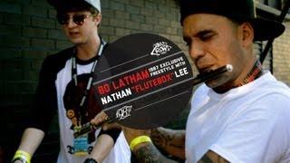 Bo Latham and Nathan