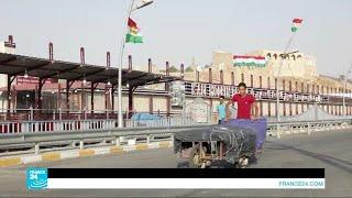 ريبورتاج-استفتاء كردستان: الخوف من المجهول يخيم على كركوك