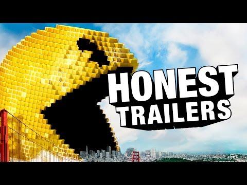 Honest Trailers Pixels