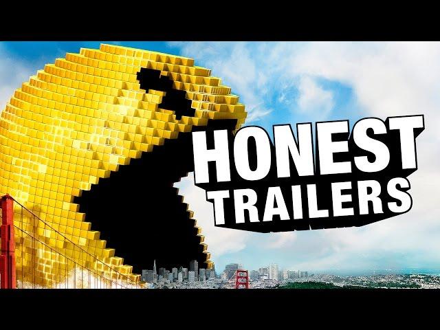 Honest Trailers - Pixels