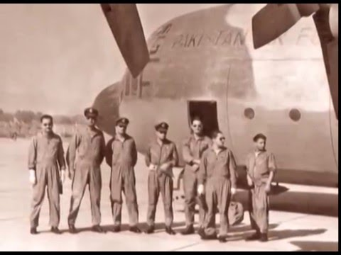 1965 War Victory Indian Army Crushed By Pakistani Air Force C130 Bombing Missions