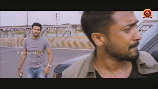 Amar With Manoj Bajpayee Ends Vidyut Jamwal - Emotional Scene - Surya Movie Scenes