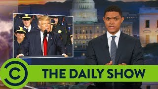 Did Trump Just Endorse Police Brutality? - The Daily Show | Comedy Central