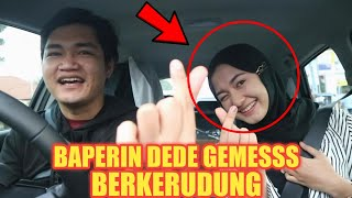PRANK TAXI ONLINE #4!!! BAPERIN DEDE GEMES BERKERUDUNG