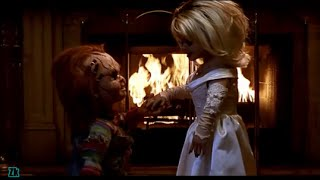 ♥CHUCKY PROPOSES TO TIFFANY💍- I LOVE YOU/SEX SCENE - BRIDE OF CHUCKY💀1080pHD✔💯