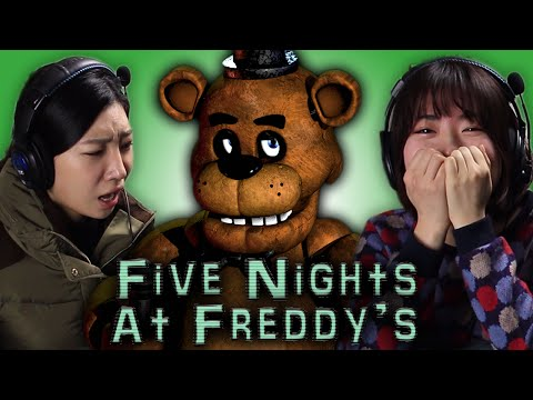 Xxx Mp4 KOREAN GIRLS PLAY FIVE NIGHTS AT FREDDY 39 S 3gp Sex