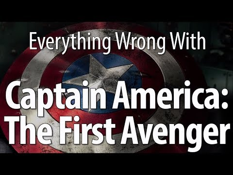 Everything Wrong With Captain America The First Avenger