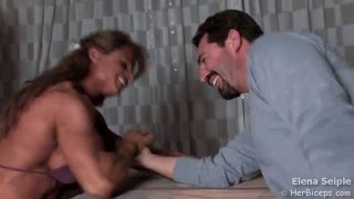 Elena Seiple Armwrestling