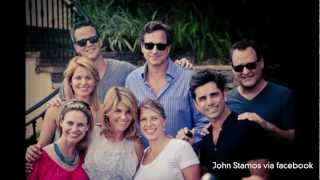 Full House Gang Reunites for 25th Anniversary of Show