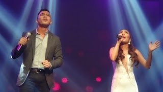 JONALYN VIRAY & THOR - Mariah Carey Duets Medley (#Fearless The Repeat Concert!)