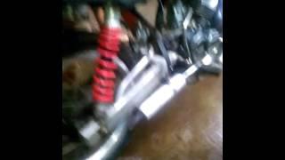 Zona Knalpot Purbalingga - Knalpot RX King Udang suara garing kemrincing abis bosss.....