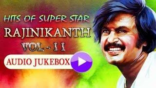 Romantic Songs of SUPER STAR | Rajinikanth | ரஜினிகாந்த் | Audio Jukebox | Tamil | HD Songs