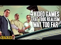 4 Video Games That Took Realism Way Too Far - Video Game Purgatory