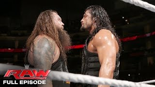 WWE Raw Full Episode, 11 April 2016