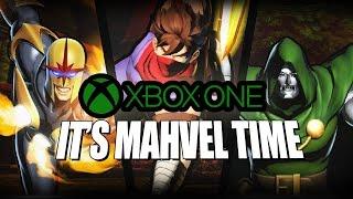 IT'S MAHVEL TIME: Xbox One Ranked - Ultimate Marvel Vs. Capcom 3