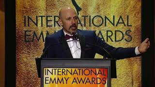 45th International Emmy Awards - hosted by Maz Jobrani