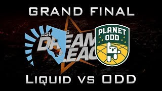 Liquid vs Planet Odd Grand Final DreamLeague 2017 Highlights Dota 2 - Part 1