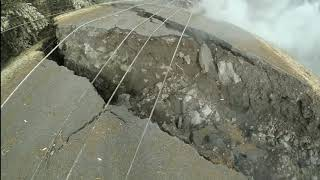 Hawaii Lava and Strange Sounds From Underground.