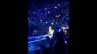 Taylor Swift - Dublin - 29/06/15 - You Are In Love Acoustic