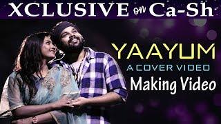 Sagaa Songs / Yaayum Song Video Cover/Cover Song 2018 Tamil/ Myna Nandhini & Vijay Tv Prabhu