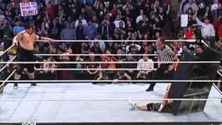 WWE Royal Rumble 2007 John Cena vs. Umaga - WWE Championship 2 4 - YouTube.flv