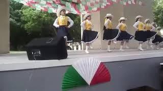 Encuentro de Danza 2017 Nepantla México, Grupo Regional
