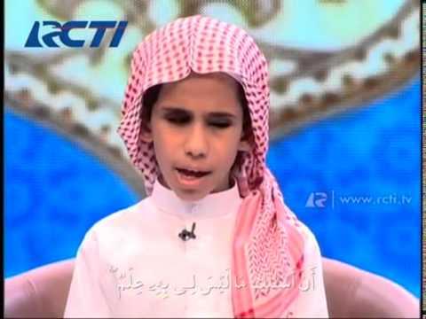 Dahsyat, Tunanetra umur 7 tahun Hafal 30 Juz kitab Al Qur'an