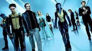 X-Men: First Class Soundtrack - Half The Man (Extended End Version 2)