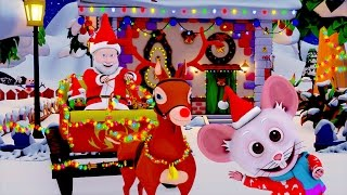 Jingle Bells | Christmas Carols | Christmas Songs | Santa Clause Christmas Music