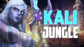 Kali Jungle: KALI IS NOT GOOD DO NOT PLAY HER PLEASE! - Incon - Smite
