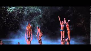 Fired Up! Skinny Dipping Scene -