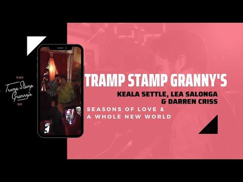 "Download Keala Settle singing ""Seasons Of Love"" | Darren Criss & Lea Salonga singing ""A Whole New World"" free"