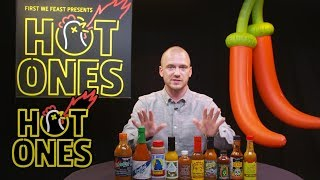Season Four Hot Sauce Lineup, REVEALED   Hot Ones