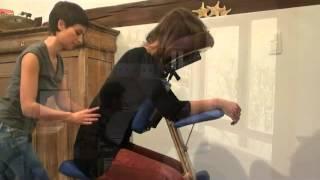 Massage assis en Entreprises