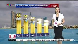 Dự báo thời tiết trưa 5/10: Miền Nam tiếp tục mưa lớn, triều cường dâng cao