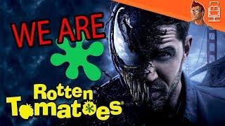 VENOM Rotten Tomatoes Score IS Abysmal