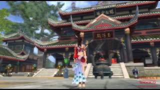 Jade Dynasty - Official Gameplay Trailer [HD]