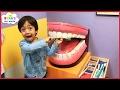 CHILDREN'S MUSEUM Pretend Play! Family Fun for Kids Indoor Play Area Children Activities