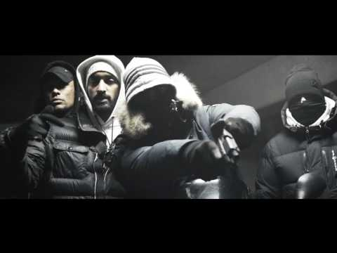 Alex Ceesay feat. Salle & N - Stänger ner dom (Officiell Video)