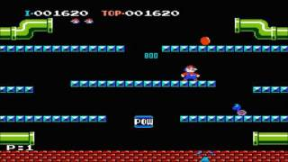 Let's Compare ( Mario Bros. )