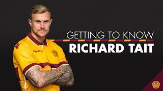 What is Richard Tait's best impression? | Getting to Know