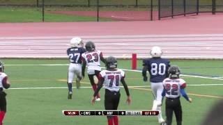Touchdown Coquitlam Wildcats