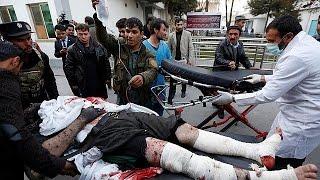 أفغانستان تتعرض لإعتداءات دموية خلفت 50 قتيلاً على الأقل