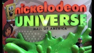 Mall of America , Nickelodeon Universe, LEGO Store , Crayola Experience , Videos for Kids